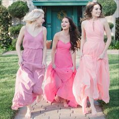 15c8c29a8d1 755 Best PINK BRIDESMAID DRESSES + WEDDINGS images
