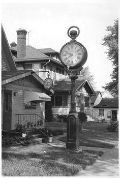 8 best destruction of milwaukee s sidewalk clocks march 1908