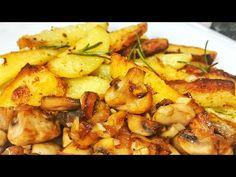 2 rețete de post care-ți hrănesc familia! ieftin și delicios! Cartofi cu ciuperci OleseaSlavinski - YouTube