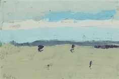 Nicolas de Staël, HONFLEUR