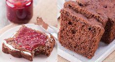 Backen macht glücklich | Schwarzwälder Kirsch Brot mit Schokolade ² | http://www.backenmachtgluecklich.de