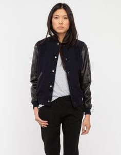 Varsity Jackets | WOMEN | Forever 21 | Want | Pinterest