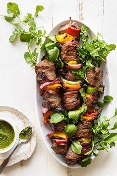 Killer Beef Kebabs