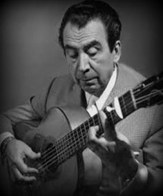 Sabicas (Agustín Castellón Campos).