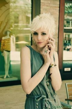 Short Hairstyles Pixie Cut 2014 -one of my favorites