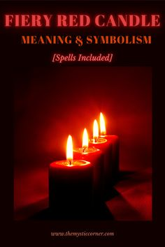 Wicca, Magick, Witchcraft, Candle Meaning, What Is Red, Spiritual Candles, Soap Making Process, Spiritual Meaning, Red Candles
