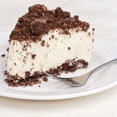 Helppo Domino-kakku - Fazer No Bake Desserts, Dessert Recipes, Finnish Recipes, Sweet Pastries, Let Them Eat Cake, Cheesecakes, Baking Recipes, Baking Ideas, Sweet Tooth