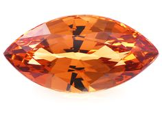 """Malaia, sometimes Malaya, is name given to garnets orange to pinkish orange to red in color which do not match the color and gemological properties of any of the other more well known varieties of garnet. Indeed, the word malaia means """"out of the family"""" or """"outcast"""" in Swahili."""