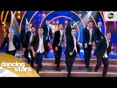 The Men of DWTS's Performance - Dancing with the Stars - YouTube