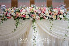 Wedding Decorations, Table Decorations, Decor Wedding, Crystal Palace, Flower Arrangements, Wedding Ceremony, Magnolias, Flowers, Bling