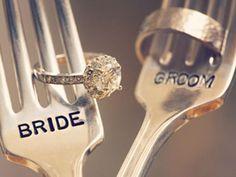 cute wedding ring photo.