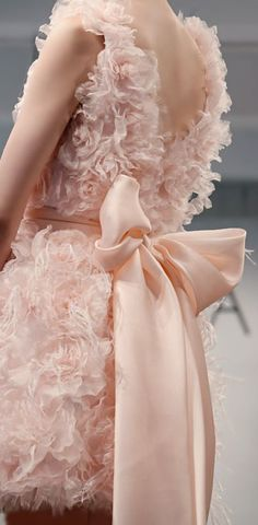 Beautiful dress ... Look at the details...Love the bow