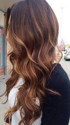 ... Hair on Pinterest | Long Bob Balayage, Hair Color 2014 and Hair