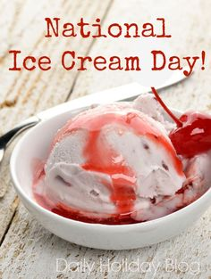 Some mouth watering homemade ice cream recipes!