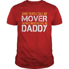 Awesome Tee For Mover T-Shirts, Hoodies. CHECK PRICE ==► https://www.sunfrog.com/LifeStyle/Awesome-Tee-For-Mover-142439381-Red-Guys.html?id=41382
