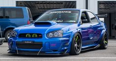 The Subaru Impreza is presently a real rally icon that everybody recognises! Subaru Impreza is most likely one of the absolute most sought-after cars on Tuner Cars, Jdm Cars, Honda S2000, Honda Civic, Subaru Impreza Sti, Gt Turbo, Japan Cars, Import Cars, Mitsubishi Lancer Evolution
