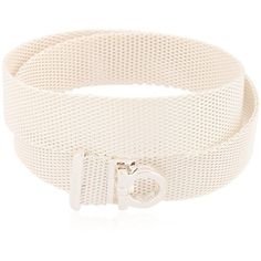 Salvatore Ferragamo Jewels Women Double Mesh Chain Bracelet (1 087 610 LBP) ❤ liked on Polyvore featuring jewelry, bracelets, silver, mesh bangle, salvatore ferragamo jewelry, salvatore ferragamo, chains jewelry and mesh jewelry
