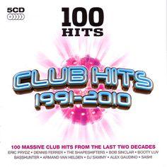 100 Hits Club Hits 5CD 1991 2010 | Yenialbumindir.Com