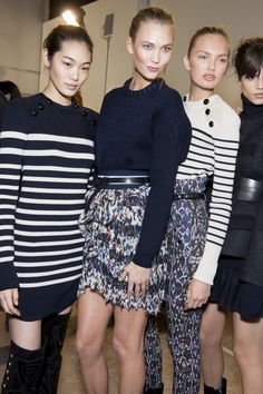 Isabel Marant FW15 on Moda Operandi
