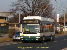 Škoda 24tr Nostalgia, Buses, Transportation, Cars, Vehicles, Czech Republic, Autos, Busses, Car
