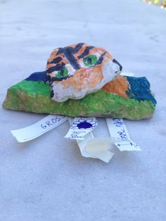 Painting Stones | willowday