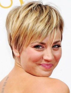 Hairstyles for Chubby Round Faces | short hairstyles for round faces and thin hair 2016