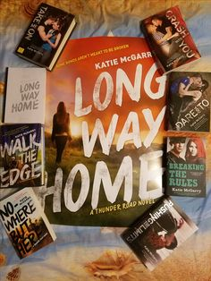 Giveaway! LONG WAY HOME Advanced Reviewer Copy, LWH Poster plus print copies of my books! http://katielmcgarry.com/post/2016/12/13/Long-Way-Home-Advance-Reviewer-Copy-Giveaway.aspx