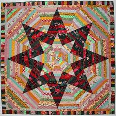 String Star Instructions - Pattern Available - I Love Patchwork