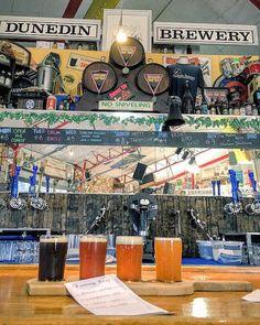 Dunedin Brewery | www.aladycrafter.com