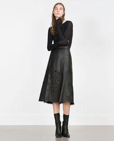 064c05e94d 35 best Zara Skirts images in 2017 | Zara skirts, Female fashion ...