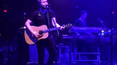 "Gavin DeGraw - BRAND NEW SONG ""Something Worth Saving"" - Hyannis, MA 8/3..."