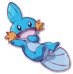 All 151 Pokemon, Pokemon Gif, Cute Pokemon, Pokemon Games, Pokemon Painting, Deadpool Pikachu, Pokemon Starters, Mudkip, Art Base