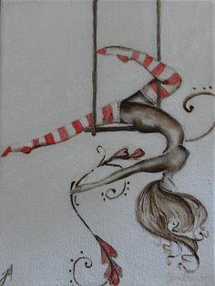 trapeze sketch