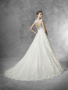 Wedding Dress Pronovias Bridal Collection Wedding Dress