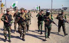 Pro-Iran militias' success against Islamic State could undermine U.S.