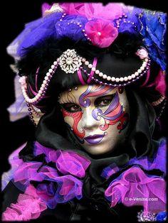 Carnevale Venice Italy