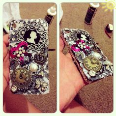 Homemade iPhone case:)