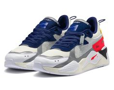 1544b3724cde PUMA x ADER ERROR RS-X Baskets Basses pas cher - Baskets Homme PUMA