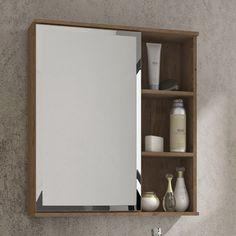 Bathroom Mirror Cabinet, Mirror Cabinets, Metro Goldwyn Mayer, Home Garden Design, Home And Garden, Modern House Facades, Facade House, Powder Room, Interior And Exterior