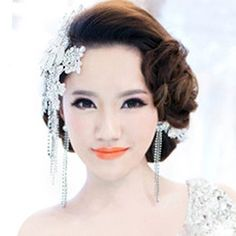 Buy Rhinestone/Crystal Headbands Tiaras & Hair Accessories Online at Low Cost from Tiaras & Hair Accessories Wholesalers | DHgate