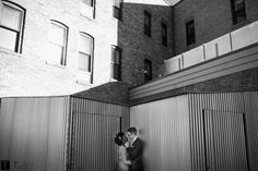 Downtown Calgary Engagement Shoot by TLAW Photography