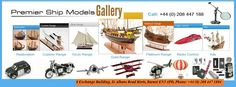 Established since 2000, Premier Ship Models has been trading as a specialist wholesale and retail ship model company.  http://www.premiergifts.eu/content/4-about-us