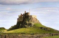 Lindisfarne Castle - England aka Moat Cailin