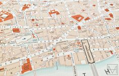 Freelance illustrator and map designer from London based in Valencia, Spain, available for commissions and represented worldwide by the agency Illustration. To see my full portfolio please visit:. Freelance Illustrator, London City, Vintage World Maps, Illustration, Design, Illustrations