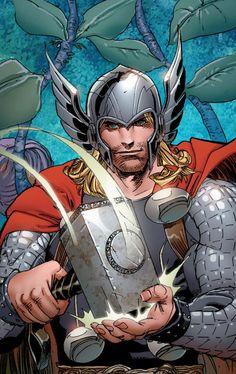 Thor by Adam Kubert