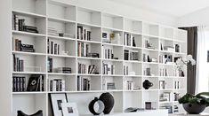 Libreria componibile a parete su misura Artik - soloLibrerie | Vendita online mobili librerie moderne e design per arredamento