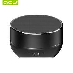 QCY QQ800 wireless bluetooth speaker metal + plastic mini portable subwoof sound system MP3 music audio player TF card AUX