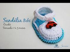 Beautiful Baby Booties Tutorial - ilove-crochet