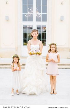 Austrian Elegance in The Laxenburg Palace Gardens | Real weddings | Inspiration | Photographs by Tony Gigov
