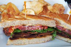 VYNL blt sandwich New York City